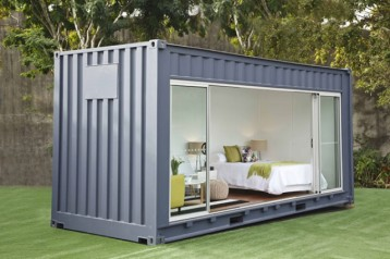 Bedroom Container